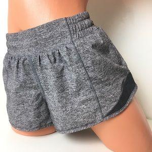 Lululemon Lined Running Shorts Size 6